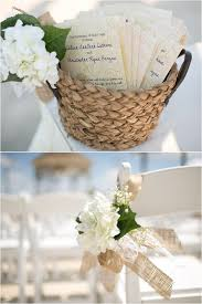 basket for wedding programs rustic archives page 2 of 3 houston wedding