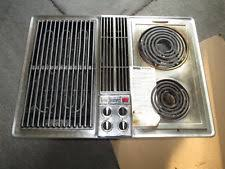 Jenn Air Downdraft Cooktop Electric Downdraft Cooktop Ebay