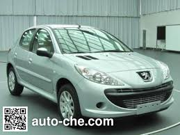 where is peugeot made dongfeng peugeot dc7166dba car batch 226 made in china auto che com