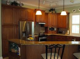 Kitchen Cabinets With Countertops Decorating Brown Countertop By Lowes Kitchens With White Cabinets