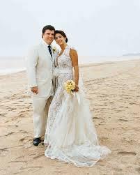 a formal destination wedding on the beach in mexico martha