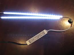 rigid led strip lights how to install your own led light strips sewelldirect com