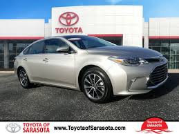 certified used toyota avalon 25 certified pre owned toyotas sarasota peterson toyota of sarasota