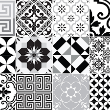 black and white bathroom vinyl flooring flooring designs