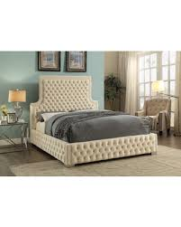 Upholstered Platform Bed King Shopping Special Schroeder Upholstered Platform Bed Size