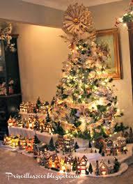 christmas villages sweet light up christmas set villages chritsmas decor
