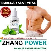 zhang power obat oles herbal pembesar alat vital pria perkasa