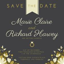 save the date invitation floral save the date invitation templates by canva