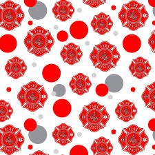 floral gift wrapping paper premium gift wrap wrapping paper pattern firefighter firemen