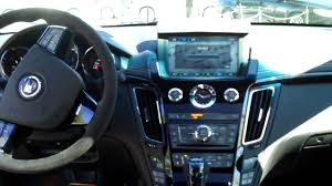 cadillac 2011 cts coupe 2011 cts v coupe interior