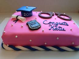 college graduation decorations graduation criminal justice cakes by dale criminal