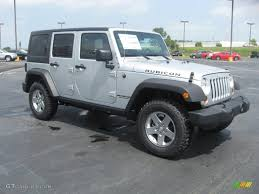 2005 jeep unlimited lifted bright silver metallic 2011 jeep wrangler unlimited rubicon 4x4