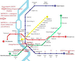 the metro map location and dining cairo festival