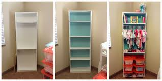 Baby Closets Diy Baby Closet Just Brit
