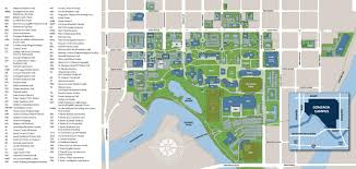 American University Campus Map 2016 Gonzaga University Campus Map By Gonzaga University Issuu