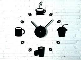 horloge pour cuisine moderne pendule cuisine moderne pendules de cuisine d horloge murale cuisine