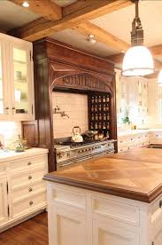 mixing stained and painted cabinets kitchen exitallergy com