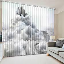 online get cheap patterned window curtains aliexpress com