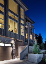 Elevated Home Designs Architecture Beautiful Architecture Modern Home With 3 Story