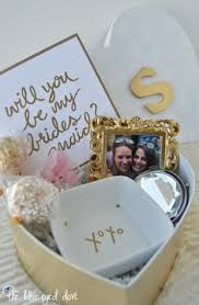 Will You Be My Maid Of Honor Ideas Will You Be My Bridesmaid Delica Bridal