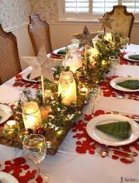 Dining Table Decorations Amusing Dining Table Decration For Christmas Christmas Table