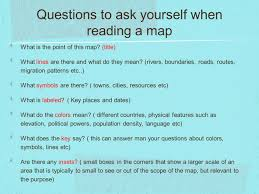 What Is A Map Unit 1 Understanding Thematic History Ppt Download