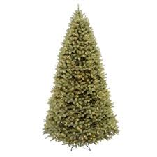 sterling 9 ft indoor pre lit cut fraiser fir artificial