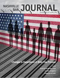 nashville bar journal august september 2017 by nashville bar