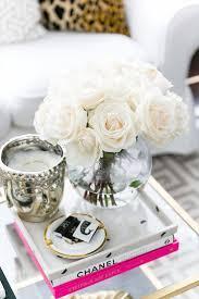 coffee table flowers best 25 coffee table arrangements ideas on