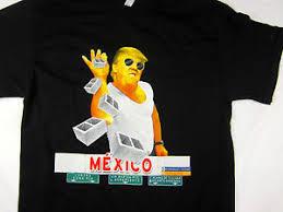 Meme Tshirts - donald trump mexico wall meme funny president usa men s tee shirt