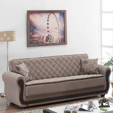 red barrel studio battles sleeper sofa u0026 reviews wayfair for