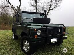 land rover 110 for sale 1995 land rover defender 90 nas 2129 for sale second daily