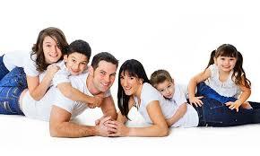 family photoshoot style photography groupon