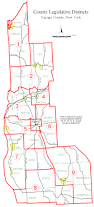 New York State Assembly District Map by Democratic Women Of Cayuga County District Maps