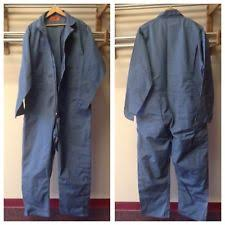 blue mechanic jumpsuit mechanics jumpsuit ebay
