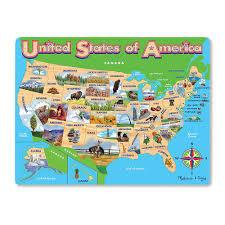 usa map jigsaw puzzle by hamilton grovely 3 usa map jigsaw puzzle