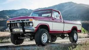 Ford Old Pickup Truck - 50 of the coolest and probably the best trucks and suvs ever made
