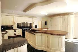 curved kitchen island designs curved kitchen island terrific curved kitchen islands designer