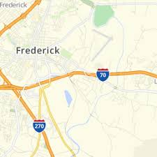 ft detrick map barquist army health clinic frederick md