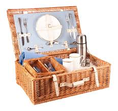 picnic basket for 2 the epsom picnic a luxury picnic from amberley hers