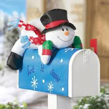 Outdoor Lighted Snowman Decorations by Snowman Decorations Best Selections For Your Holiday And Winter