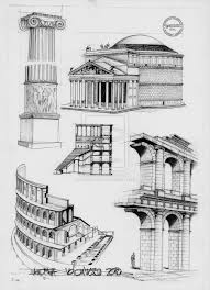 although the romans architectural ideas of structure have always although the romans architectural ideas of structure have always fascinated me some of their plans