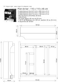 plan pour fabriquer un bureau en bois construire un bar en bois free cuisine en u avec bar cuisine gris
