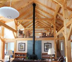post u0026 beams benjamin u0026 co timber frames maine