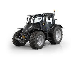 siege de tracteur agricole noir