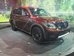 2017 nissan armada third row 2017 nissan armada redesign based on patrol glendale nissan