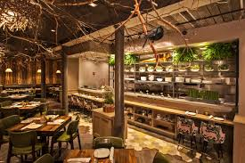 asian restaurant design ideas of button mash by asian restaurant