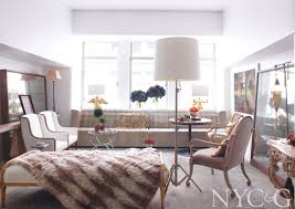 tour a chelsea loft with a touch of southern charm new york