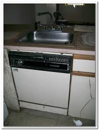 ge under sink dishwasher new under sink dishwasher intended for ge stainless steel and faucet