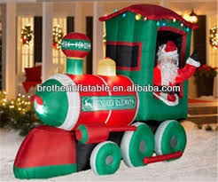 Blow Up Christmas Decorations Sale by Christmas Inflatable Train Christmas Inflatable Train Suppliers